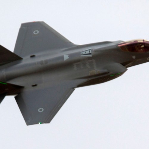 Israel's defence minister favours buying one more F-35 squadron for now