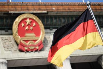 Germany must confront China on human rights despite trade, says industry