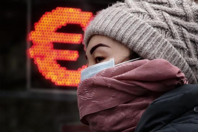 Economists cut euro zone growth forecast for 2021: ECB survey