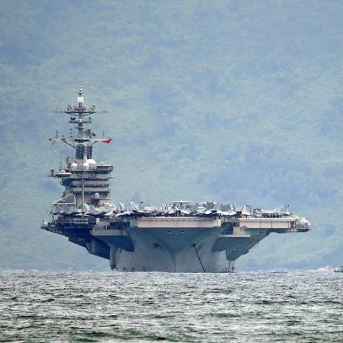 U.S. urges China to stop pressure against Taiwan