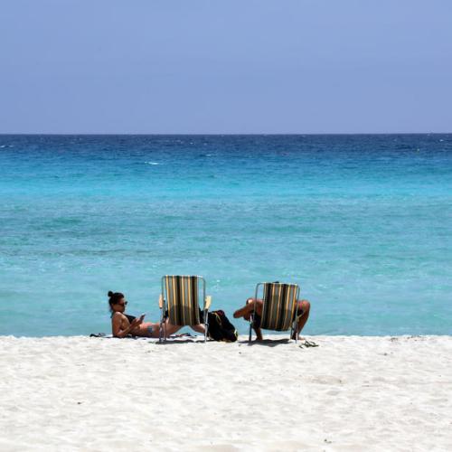 Canary Islands beaches deserted as COVID decimates Spanish tourism