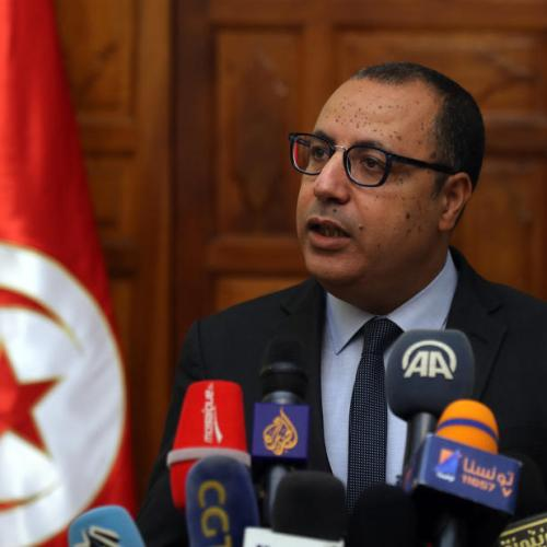 Tunisian PM sacks interior minister