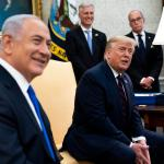 Israel's Netanyahu removes Trump from his Twitter banner photo