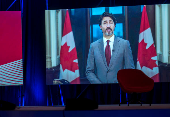 Canada's Trudeau hints at travel crackdown