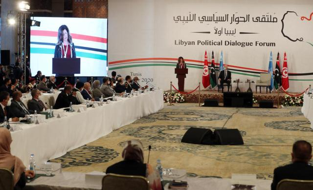Deadline ends for foreign forces' departure from conflict-torn Libya
