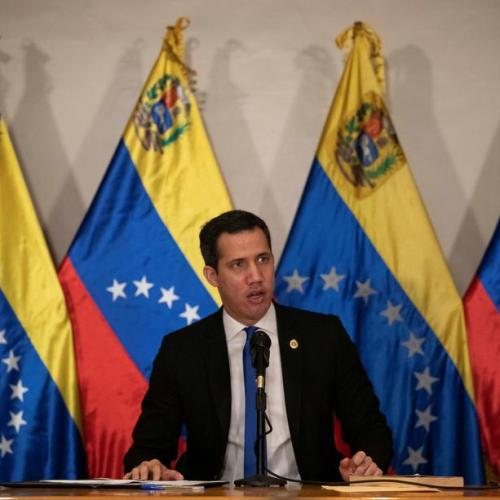MEPs appeal so EU states recognise Guaido as Venezuela's leader