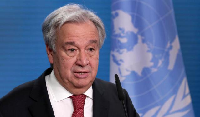 U.N. chief Guterres seeks to stay on for second term – Bloomberg News
