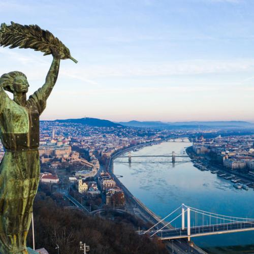 EPA's Eye in the Sky: Budapest, Hungary