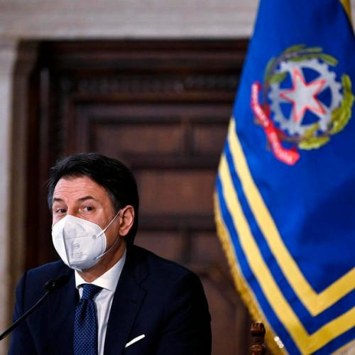 Italy PM says vaccine supply delays are serious contract violations
