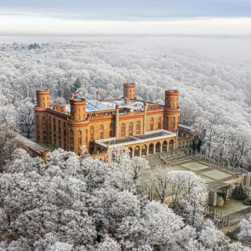 EPA's Eye in the Sky: Kamieniec Zabkowicki Palace, Poland