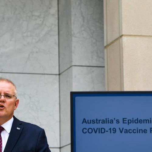 Australia says COVID-19 vaccinations likely to begin February