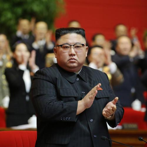Kim Jong Un elected North Korea's Workers Party general secretary