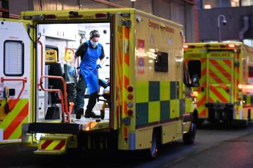 UK reports 223 COVID-19 deaths, most since March