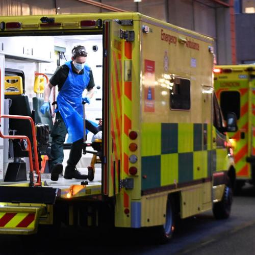 UK – A patient is hospitalised due to Covid19 every 30 seconds – NHS CEO