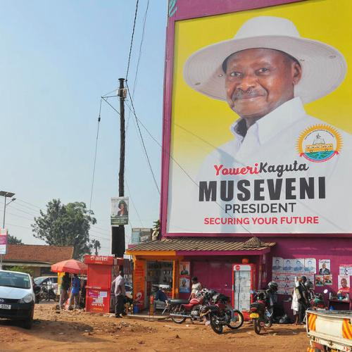 UPDATED: Uganda's Museveni declared winner of presidential poll