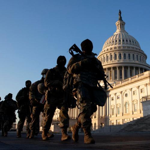 Airbnb to cancel Washington DC bookings as police warn of militia threat