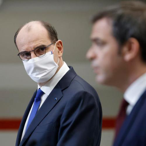 France introduces 6pm curfew; to offer vaccines to all those at high risk