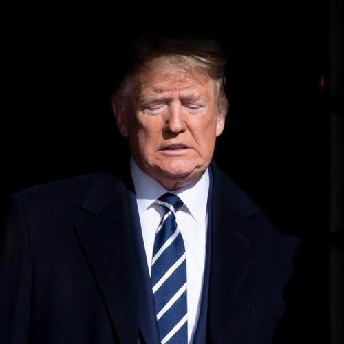 Trump's impeachment formal charge submitted to Senate
