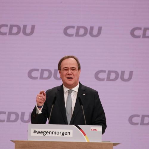 UPDATED: Armin Laschet elected new CDU leader