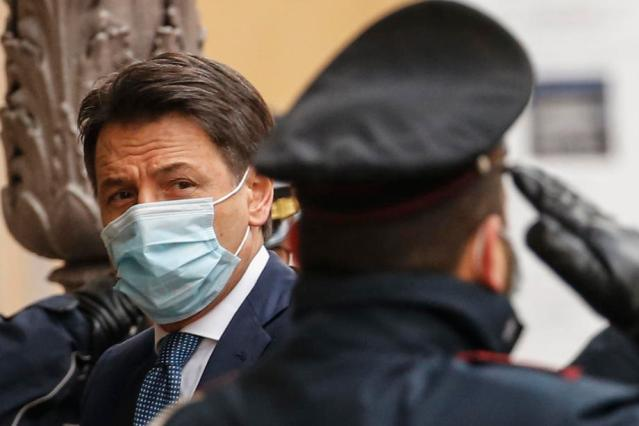 Talk of elections in Italy as Conte struggles for majority