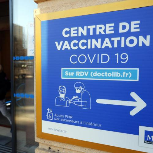French health body recommends delaying second COVID shot to six weeks after first