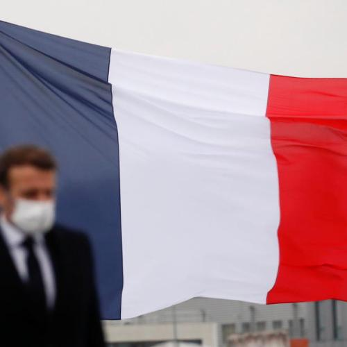 France warns fabric masks not enough to protect from COVID