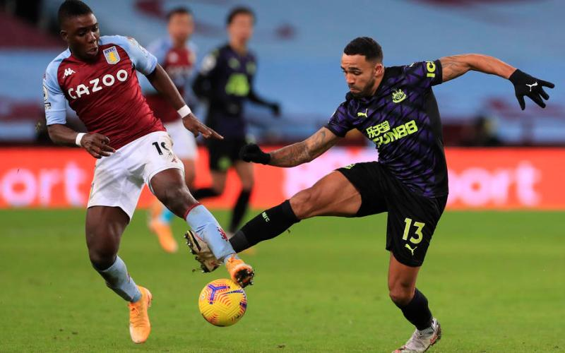 Aston Villa go eighth by pushing Newcastle towards relegation
