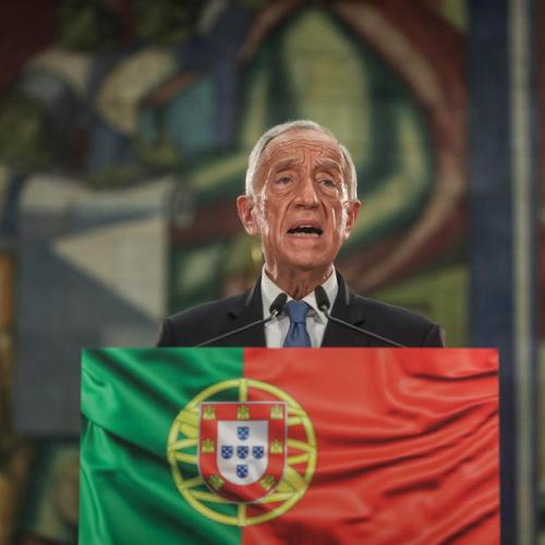 Photo Story: Marcelo Rebelo de Sousa re-elected as Portugal's President