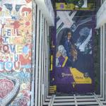 Photo Story: Kobe Bryant mural in Taguig, Philippines