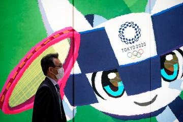 IOC's Coates reiterates Olympics will go ahead as scheduled