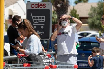 Australia's Perth city to enter three-day lockdown from midnight