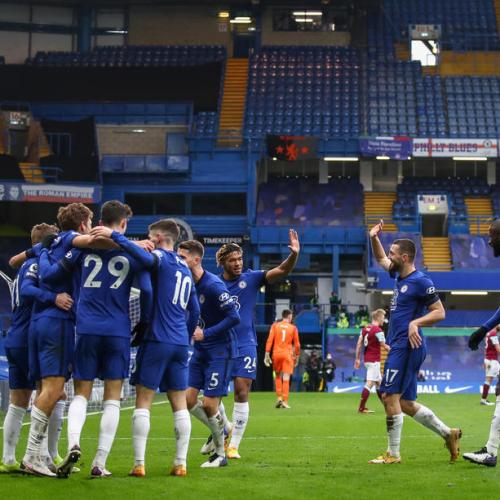 Chelsea beat Burnley 2-0 for first win under Tuchel