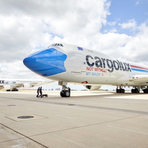 Cargolux joins UNICEF Humanitarian Airfreight Initiative