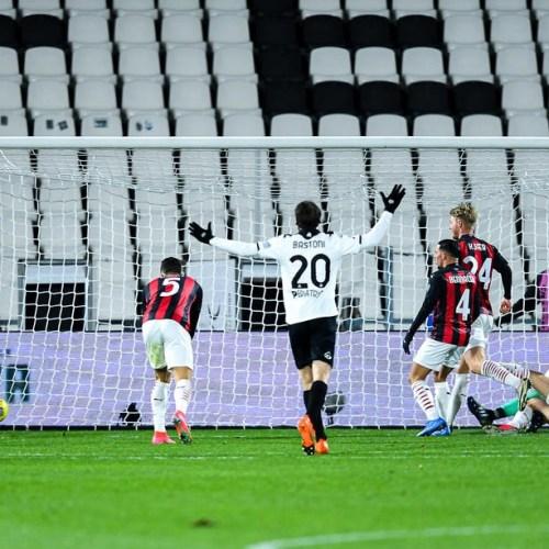 Milan's Seria A leadership at risk following loss at Spezia