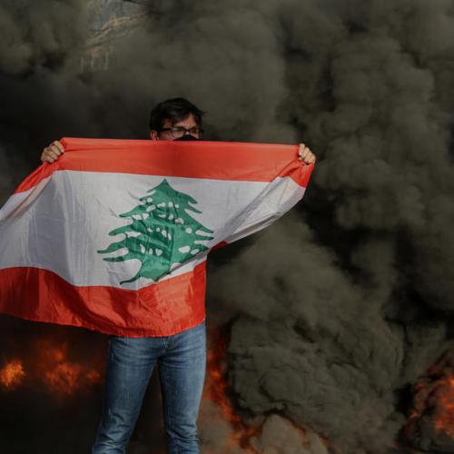 Photo Story: Protests in Beirut