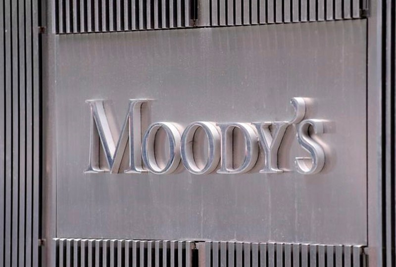 Moody's revises up U.S. and emerging markets forecasts, cuts Europe