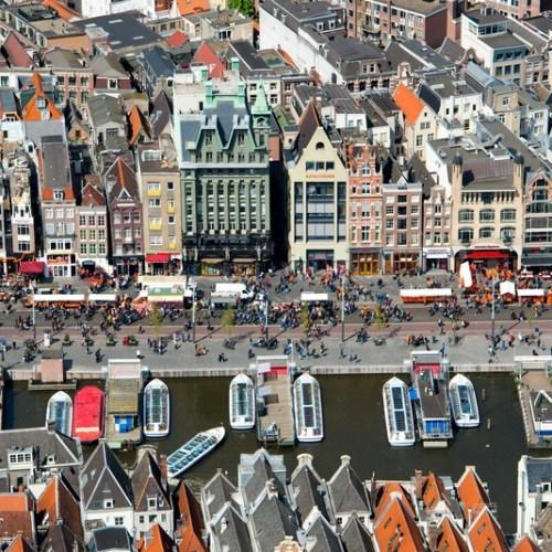 Amsterdam surpasses London as Europe's top share trading hub