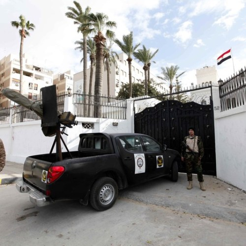 Egypt to reopen Libyan embassy