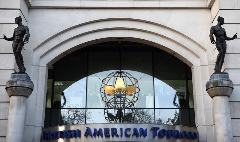 British American Tobacco annual profit beats estimates