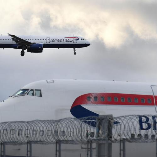 Pandemic pushes BA-owner IAG to a 4.4 bln euro loss in 2020