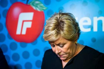Norway government faces big defeat in Sept election, poll shows