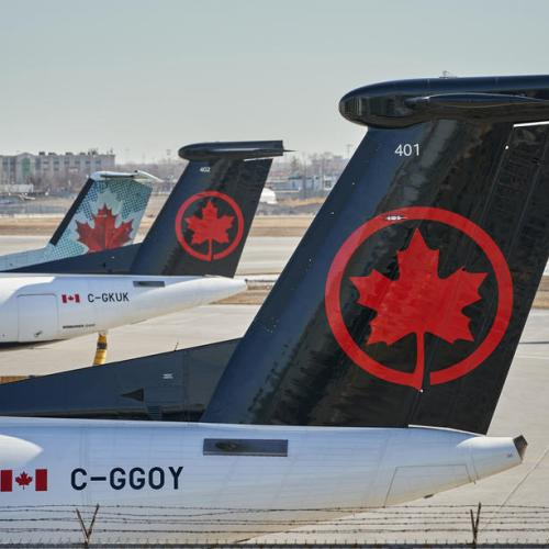 Air Canada posts biggest annual loss in nearly two decades
