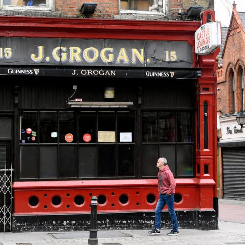 Ireland won't consider re-opening hospitality sector before mid-summer