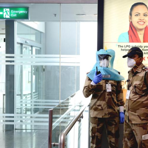 India to test travellers from Brazil, South Africa, UK after detecting new virus strains