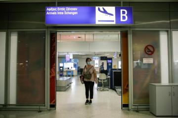 International arrivals in Greece jump in May