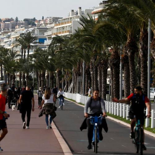 French city of Nice wants to curb tourist inflow to tackle virus spike