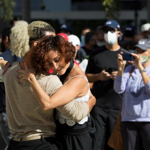 Argentina debates risks of tango in a pandemic