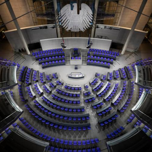 German man charged with giving Bundestag floor plans to Russian intelligence