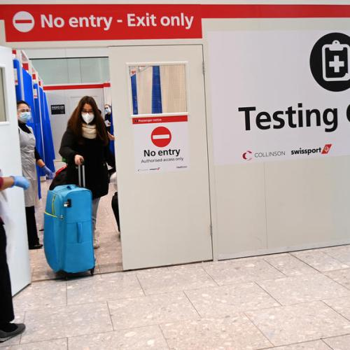 Not yet clear whether Britons can take holidays this year – minister