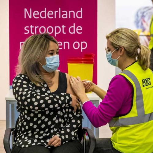 Netherlands coronavirus cases surpass a million -official data